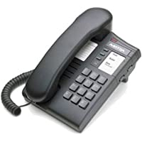 Mitel Networks Aastra 8004 - Corded Phone - Charcoal A1219-0000-1000