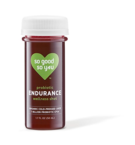 PROBIOTIC WELLNESS SHOTS: ENDURANCE (18 COUNT) by So Good So You