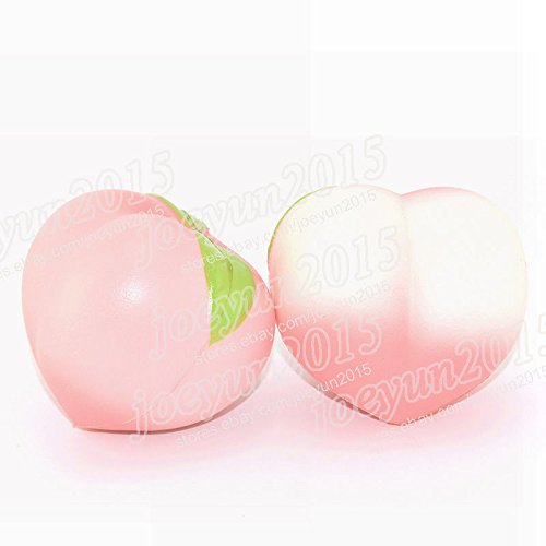 Jumbo New 10CM Colossal Squishy Peaches Cream Scented Slow Rising Kids (Cream Filled Halloween Cupcakes)
