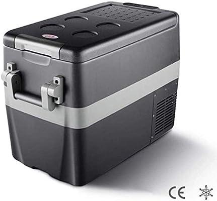 Enfriar 40L Negro caja del compresor del congelador de ...