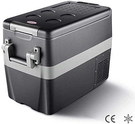 Dljyy 40L del Coche Nevera de compresor Freezer- Nevera portátil ...