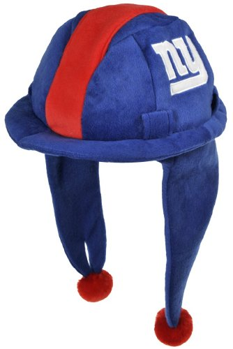 New York Giants Mascot Dangle Hat – Football Theme Hats 28505855d1ee