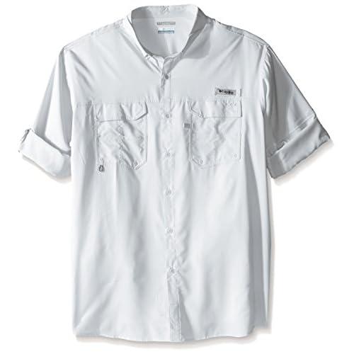 6d63a9ef0e8 good Columbia Sportswear Men's Tall Blood & Guts III Long Sleeve Woven Shirt