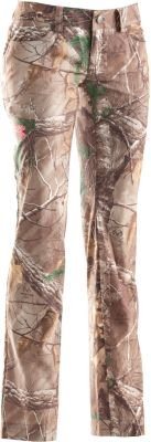 Under Armour Women's Ua Performance Field Pant, Camo Graphic Realtree Ap-Xtra 4 x One Size