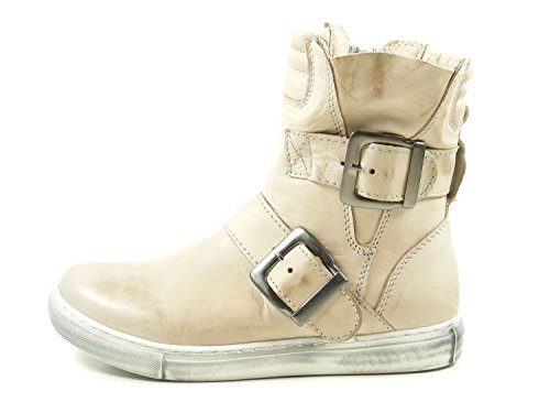 Andrea leather Beige 0344534 Conti Boots Womens zZxrnCzq7w