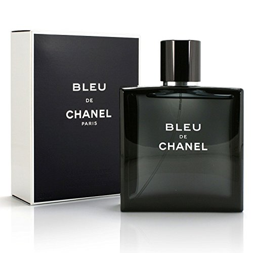 New Authentic C hanel Bleu Eau De parfum Spray 3.4 fl 100 ML. (Chanel No 5 Eau De Toilette)