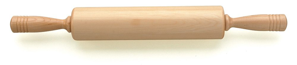 Fletchers' Mill Rolling Pin, Maple - 10 Inch Fletchers' Mill