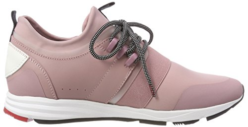 Femme n Pink Hugo Running Rose Sneakers Hybrid 651 Dark Basses Cpwpq1X