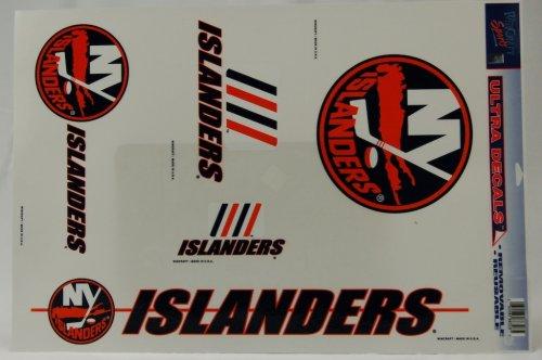 Wincraft NHL New York Islanders 88328013 Multi Use Decal, 11