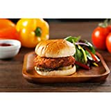 Chickentopia Fully Cooked Whole Grain Chicken Breast Fillet, 5 Pound -- 6 per case.