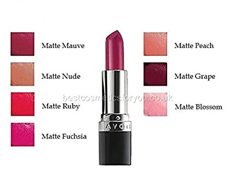 Buy Avon Ultra Color Lipstick Matte Ruby Online At Low Prices In