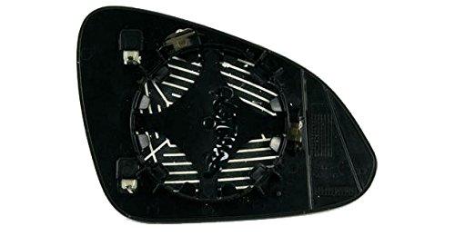Equal Quality RS01563 Piastra Vetro Specchio Retrovisore Sinistro