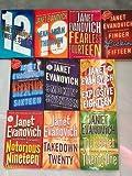 img - for Janet Evanovich, Stephanie Plum Set #12--#21: Twelve Sharp -- Top Secret Twenty-One book / textbook / text book