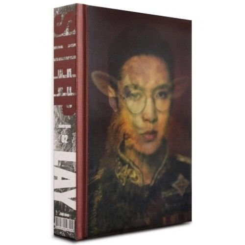 EXO LAY - [LAY 02 SHEEP] 2ND SOLO ALBUM CD+PHOTOBOOK+CARD K-POP SEALED SONGWRITE