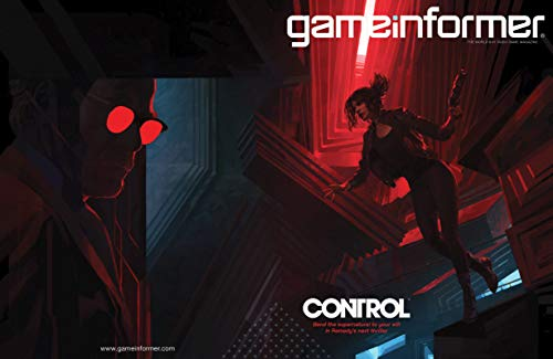 Game Informer - The World's #1 Video Game Magazine - Issue 312 - April 2019 - Control: Bend the Supernatural to Your Will in Remedy's Next -