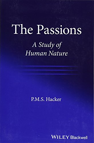 The Passions: A Study of Human Nature