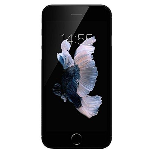 Phone case & Hülle Für IPhone 6 / 6s, leichte künstlerische Carbon Faser Texture PP Schutzhülle Rückseite mit versteckten Rückenblech Eisen
