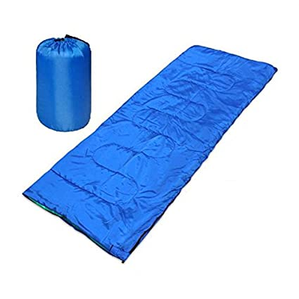 SUHAGN Saco de dormir Piscina De Verano Para Adultos Ultra Ligero Saco De Dormir Sobre Resorte