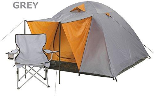 発症柔らかい不利phoenix-l 602002 302016 快適性と機能性を備えている4人用テント