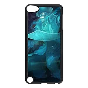 iPod Touch 5 Case Black League of Legends Spooky Gangplank PD5288123