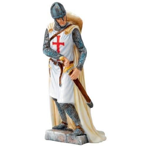 Royal Doulton,100 Yrs HN ICON Series,Knight of the Crusades, - Royal Doulton Years 100