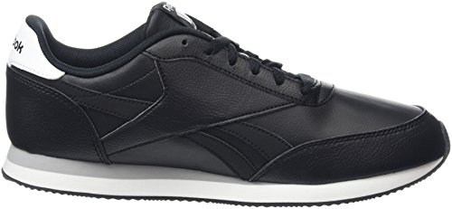 Multicolore Chaussures Cl Royal Negro flat Grey white Jog Blanco De Reebok flat black Homme 2l Grey Running Entrainement zgxIdvw