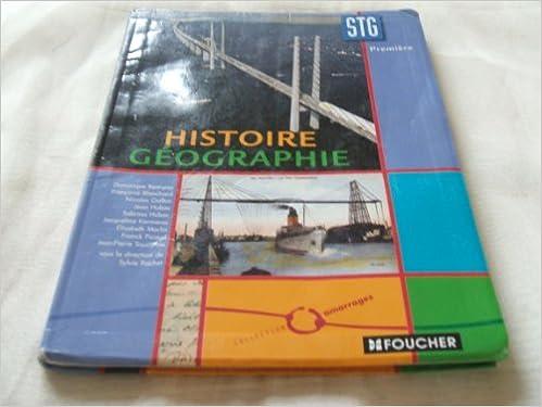 Livre Histoire Géographie 1e STG pdf ebook