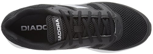 Black Diadora 6 Silver Men's Shape qwX0UxF6