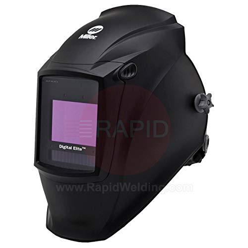 Miller 281000 Digital Elite Black Welding Helmet with ClearLight Lens