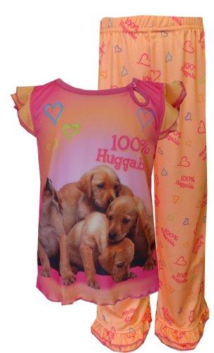 animal-planet-labrador-retriever-ruffled-pajamas-for-little-girls-5