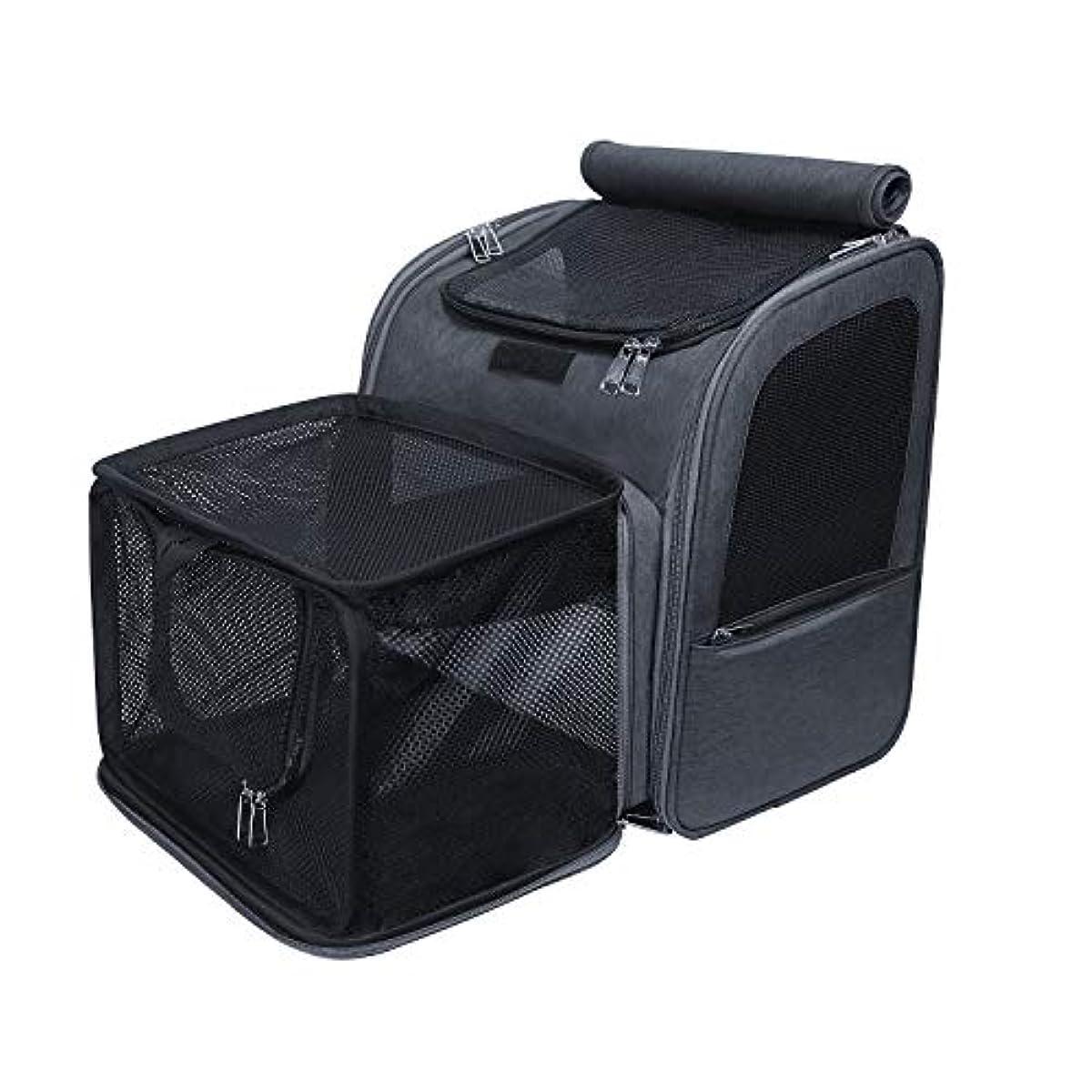[해외] SUPROSPER 반려동물 캐리 이동 가방 배낭