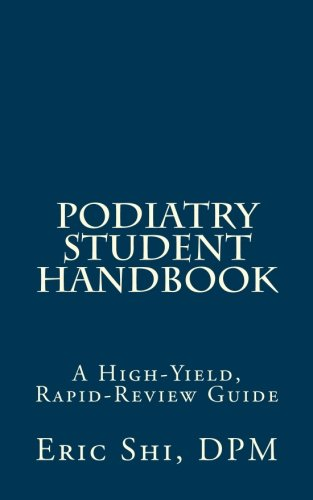 Podiatry Student Handbook