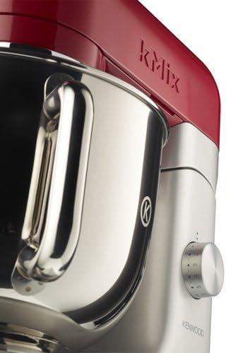 Kenwood kMix KMX51 - Robot de cocina, 500 W, capacidad de 5 l, 6 ...