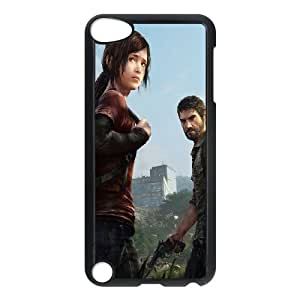 iPod Touch 5 Case Black The Last Of Us Ellie And Joel BNY_6741685