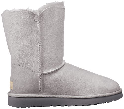 Bottes Violet Violet Grey Poppy Bailey Button Grey Ugg qxF6dS4wq