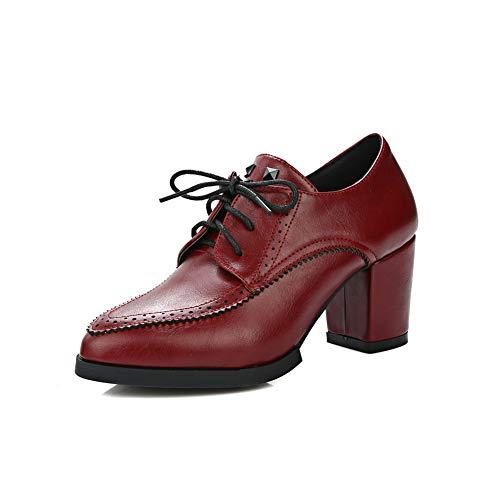 Sandales BalaMasa Compensées APL10630 Femme Red 6q0T5w0