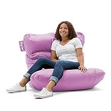 Big Joe Roma Lounge Chair, Radiant Orchid