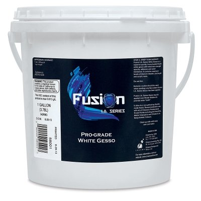 Fusion I.A. Series Gesso 1 Gallon by Chroma
