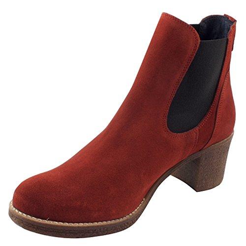 Exclusif Paris Exclusif Paris Edwige, Chaussures Femme Bottines, Damen Stiefel & Stiefeletten