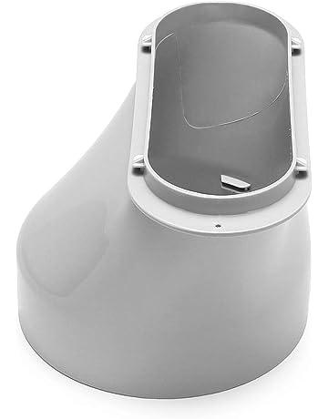 ieenay Conector de Tubo de Manguera de Escape para Aire Acondicionado portátil Adaptador de Ventana para