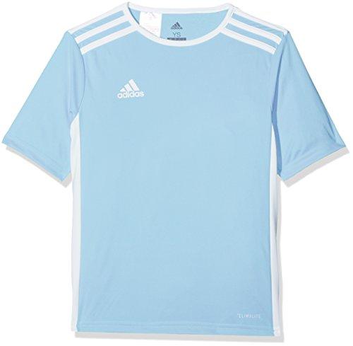 Uomo Blu white Blue shirt 18 clear T Adidas Entrada wHqUgI6