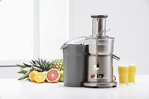 Best juicer. Breville 800JEXL Juice Fountain Elite 1000-Watt Juice Extractor #brevillejuicer
