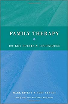 Book Family Therapy: 100 Key Points and Techniques