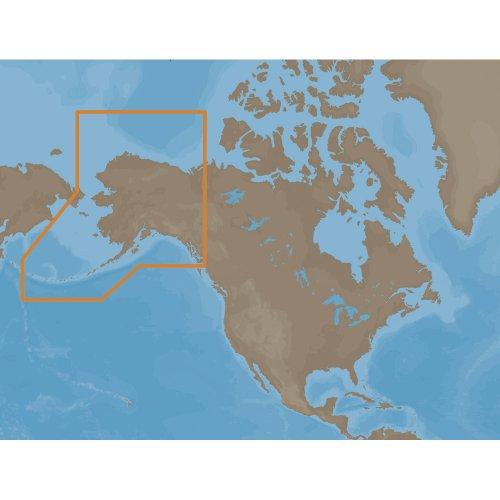 C-Map MAX Wide Alaska C-Card
