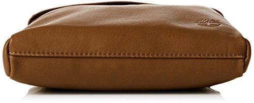Bolso Marrón Hombre Cognac x Tb0m5468 3x27x22 x W Timberland para H cm L fqp1w5C