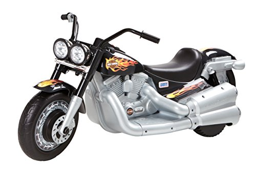Harley Davidson Battery Powered Motorcycle - 5