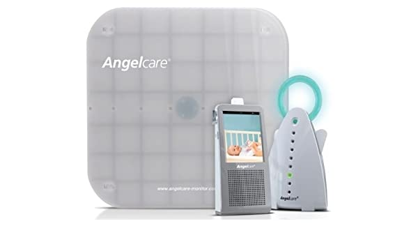 Angelcare 3-in-1 Video Movement Sensor & Sound Baby Monitor 1100-A ...