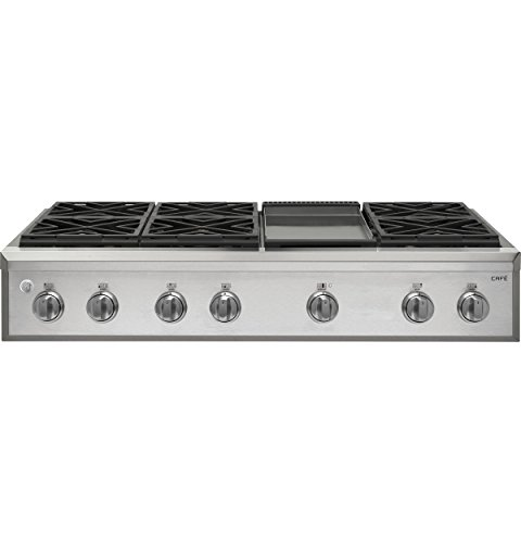 48 gas cooktop - 4