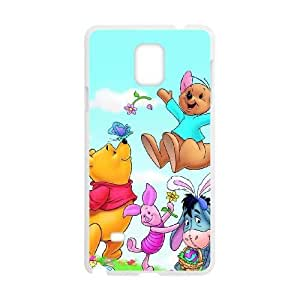 Samsung Galaxy Note 4 N9108 Phone Case The Many Adventures of Winnie the Pooh Personalized Cover Cell Phone Cases GHW486775