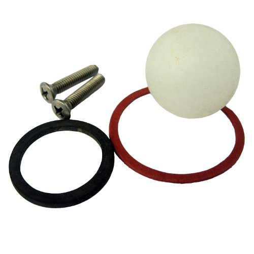 LASCO 04-7205 Ballcock Vent Ball Repair Kit Case Model 50 by LASCO